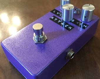 Axis Face Hand-made Fuzz Pedal (Excellent-sounding Fuzz Face)