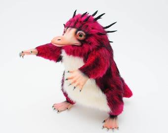 Niffler Michael, Poseable Art Doll