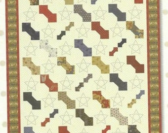 SALE!! Haberdashery quilt pattern by Minick and Simpson