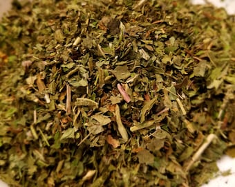 Swamp Thing - Herbal Blend, Tisane, Plant-Based Fuel, Dandelion Leaf, Nettle, Skullcap, Blackberry Leaf