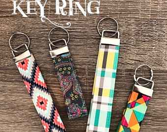 Any Print - Key Ring
