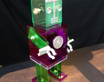 Two-Tone Robot #1