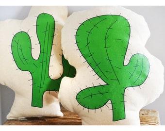Baby cactus pillow, Cactus toy, Baby nursery pillow, cactus cushion, grean pillow, Cactus pillow