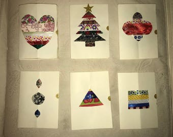 Ribbon Cards Stationary set