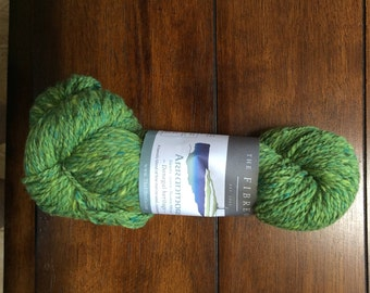 THE FIBRE CO Arranmore 1 Skein Shamrock!  Worsted -Aran Weight