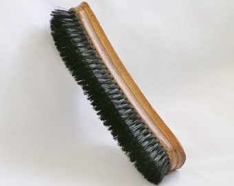 Vintage Wooden Clothes Brush for Display, Retro Collectible, 1940s or earlier
