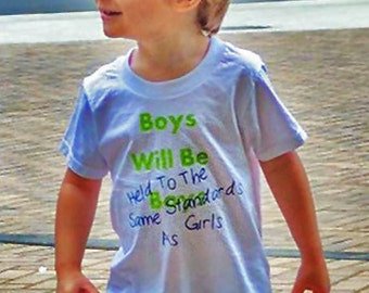 Boys Standards Children's Tee