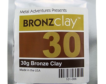 BRONZclay 30g Package (MCB030)