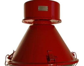 Vintage Industrial Lamp ORP