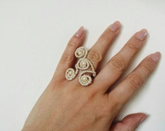 Romantic Vintage Ring