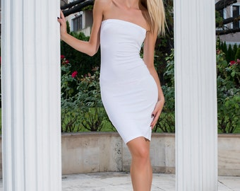 Ladies elegant summer dress
