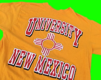 Vintage University Of New Mexico t-shirt