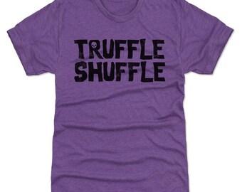 Goonies Men's Shirt | 80s Movie Men's Premium T-Shirt | Truffle Shuffle