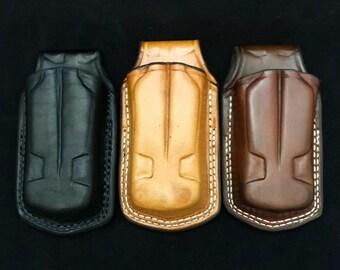 Custom Leather Sheath OHT Leatherman open top
