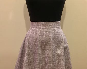 Periodic Table - Science Chemistry Skirt