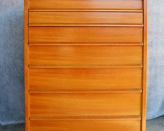 Drexel Mid Century 7 Drawer Dresser