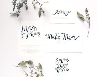 styled shoot props