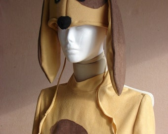 Dog costume for toddlers, kids and adults