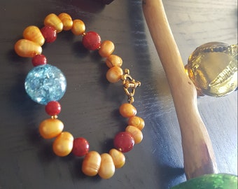 Gryffindor Prophecy Bracelet with Personalized Prophecy
