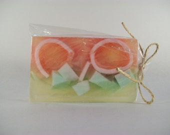Strawberry Handcrafted Soap