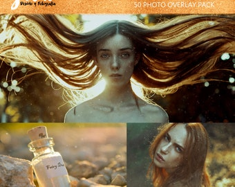 DUST Photoshop Overlays, digital elements overlays, bokeh, images for photographers