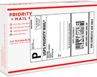 Add USPS domestic priority mail shipping