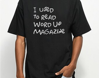 I Used To Read T-Shirt