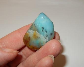 Peruvian Blue Opal