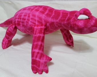 Stuffed Lizard Toy
