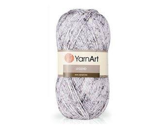 Legend Yarnart Wool Knitting yarn Wool shawl warp  Winter yarn Blend wool Wool yarn Acrylic yarn Crochet yarn Blend yarn Legend Yarn art