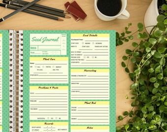 Seed Journal - Green Grass