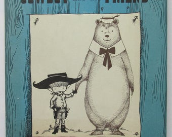 Cowboy and His Friend by Joan Walsh Anglund