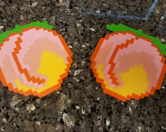 Rave Booty Perler Necklace