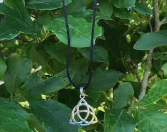 Triquetra (Celtic Trinity Knot) Necklace