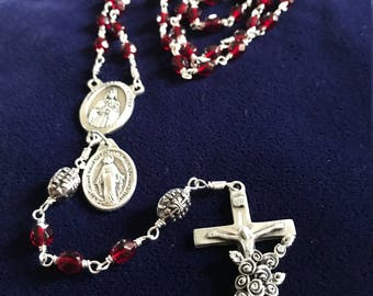 St. Therese of Lisieux Rosary