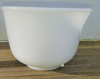 Glasbake Sunbeam Mixing Bowl #19