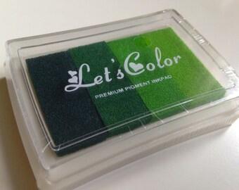 Inkpad Greens