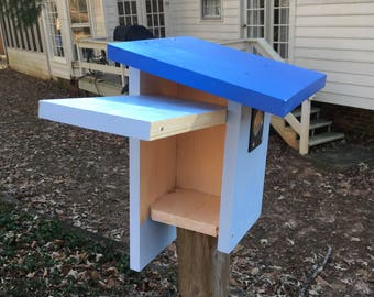 NABS Eastern Bluebird Nestbox Blue