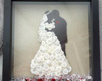 Bride & Groom Wedding Day Gift