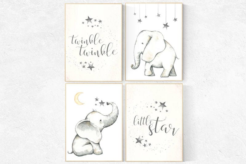 room flensted nursery by for kids decoration cor d mobile objects en elephant decor elephants baby grey design