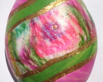 Decorative Easter Egg Magnet 1285
