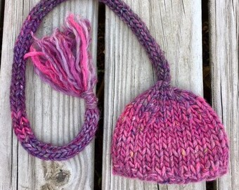 Sale Baby Premie Knit Hat Photo Prop Hat Knit Accessories. Baby Premie Hat