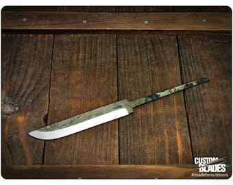 Handmade knife blade - model NS05