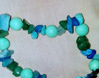 Ocean hues bracelet