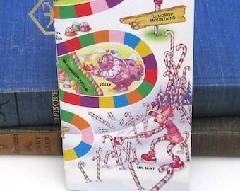 Candy Land Board Game Notebook / Journal / Sketchbook