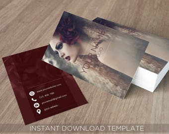 Business card design, Business card template,  Photography business cards ,  Business cards, Business cards custom, Business cards printable