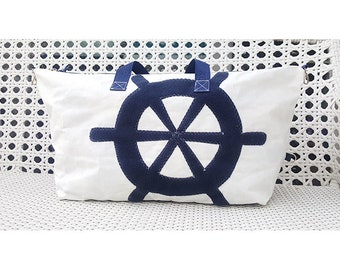 Waterproof Recycled SailCloth Beachbag