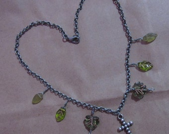 Woodland Sprite necklace