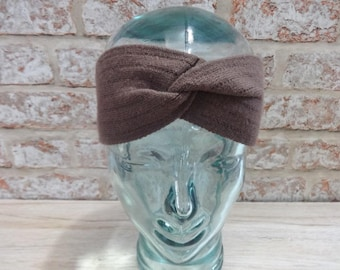 Egree Headband 80s Ski Winter Vintage Approx.40cm x 8cm