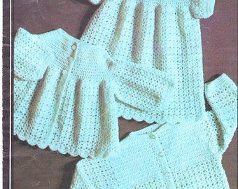 Baby Clothes Crochet Patterns Instant Download PDF Pattern Crochet Baby Pattern Going Home Outfit Christmas Gift Idea Baby Girl Baby Pattern